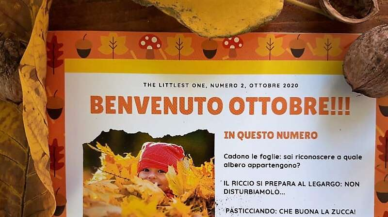 La rivista per bambini gratis: The Littlest One.