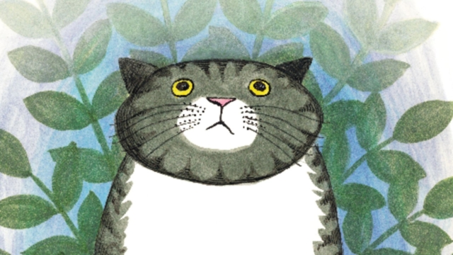 Libri in inglese per bambini: Mog, the Forgetful cat.